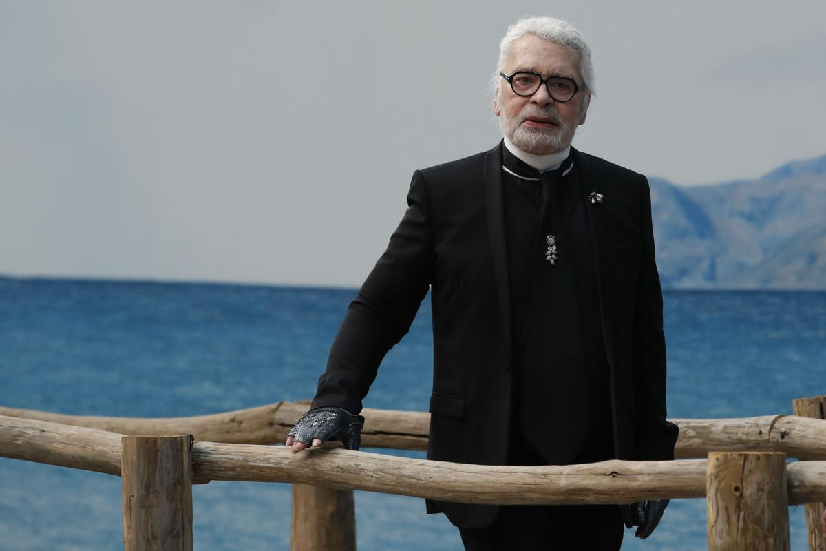 Karl Lagerfeld Pioneering Fashion Designer Has Died The Latest From Wdel News Wdel Com