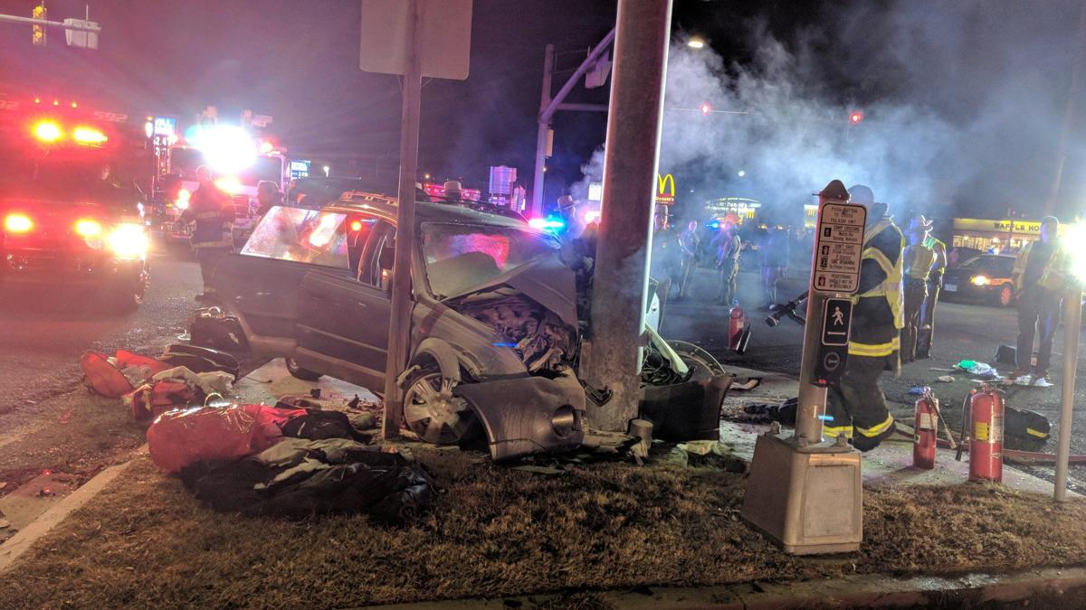 Police chase ends in fatal crash in Maryland | The Latest from WDEL