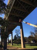 St. Georges Brg: Underbridge Inspection