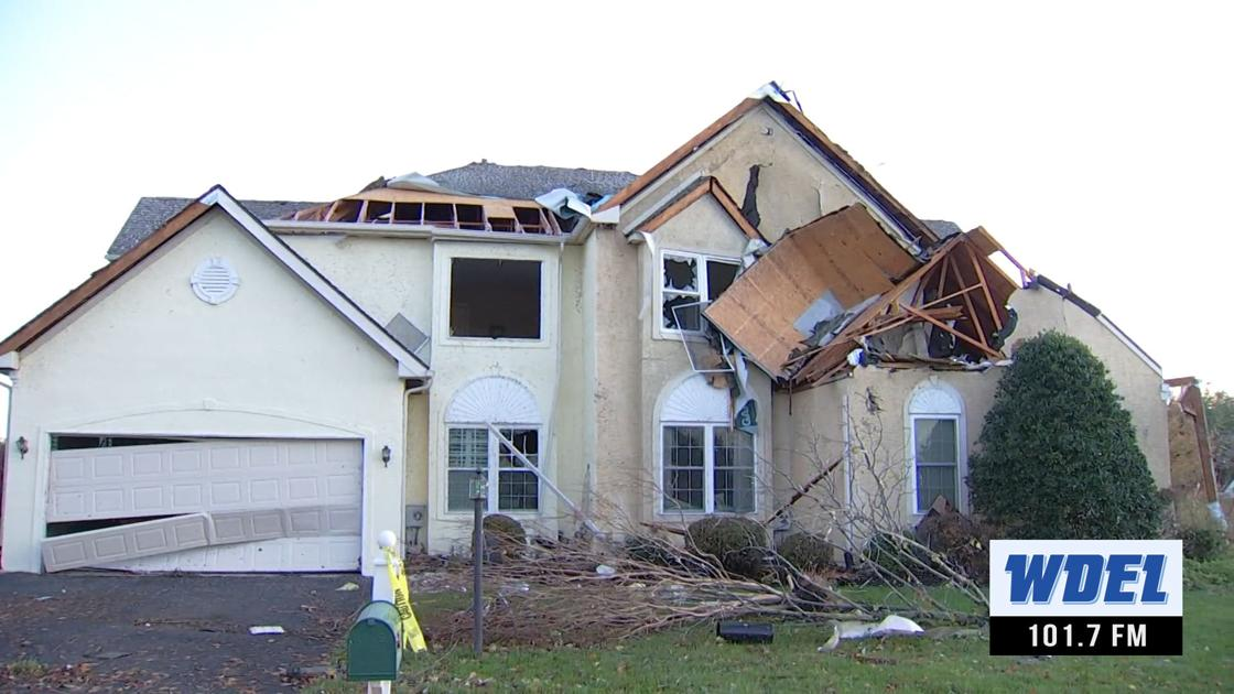 video tornado confirmed in glen mills pa the latest from wdel news wdel com tornado confirmed in glen mills pa