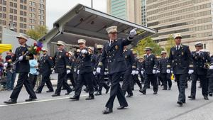 GALLERY | Wilmington Fire Department celebrates 100 years with historic parade