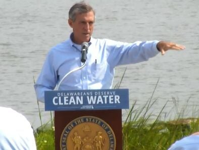 Clean Water bill signing