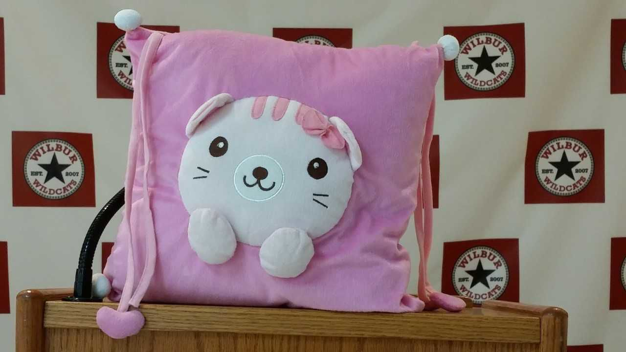 Wilbur Pillow 2