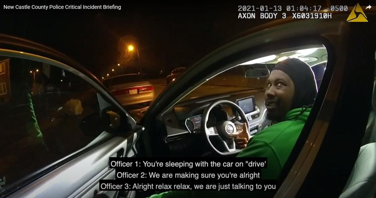 Moses shooting body cam 2