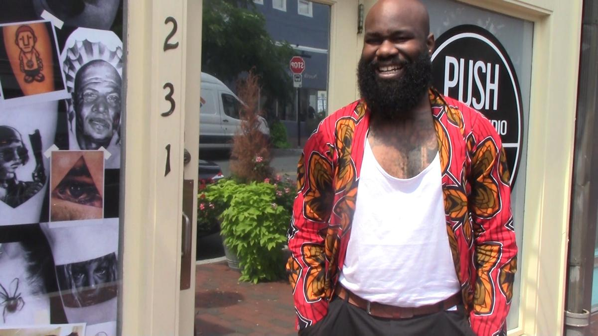 VIDEO | Wilmington tattoo artist advances in reality TV competition ...