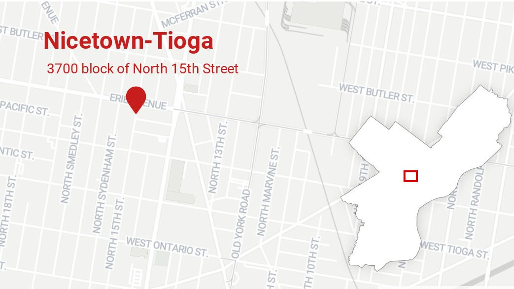 Nicetown-Tioga shooting