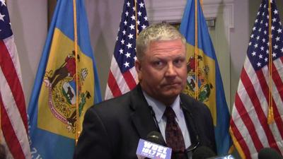 VIDEO: Delaware correctional officers union 'insulted' by