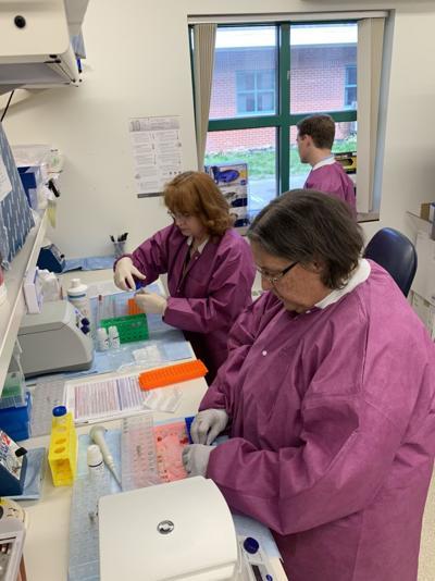 coronavirus state public health lab