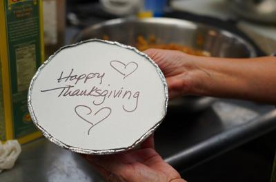 Virus Outbreak Thanksgiving