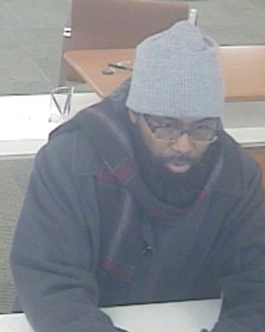 Newport M&T Bank Robbery Suspect - January 22, 2020