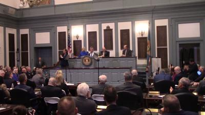 VIDEO   What do lawmakers think of Gov. Carney's State of the State Address?