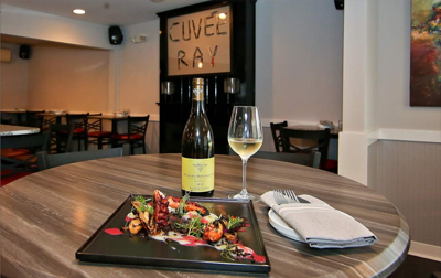 Cuvee Ray Wine Spectator