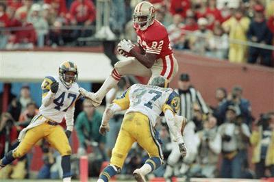 John Taylor 1990 NFC Playoffs