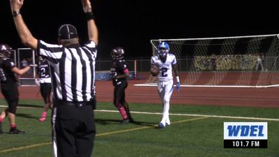 Esaias Guthrie scores for Middletown in shutout win
