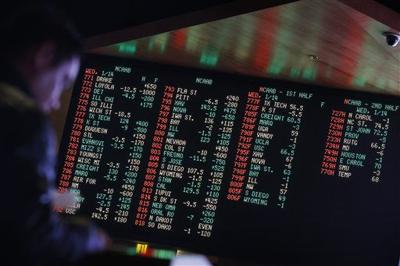 When does delaware park sports betting star&tribune nfl betting lines football locks college