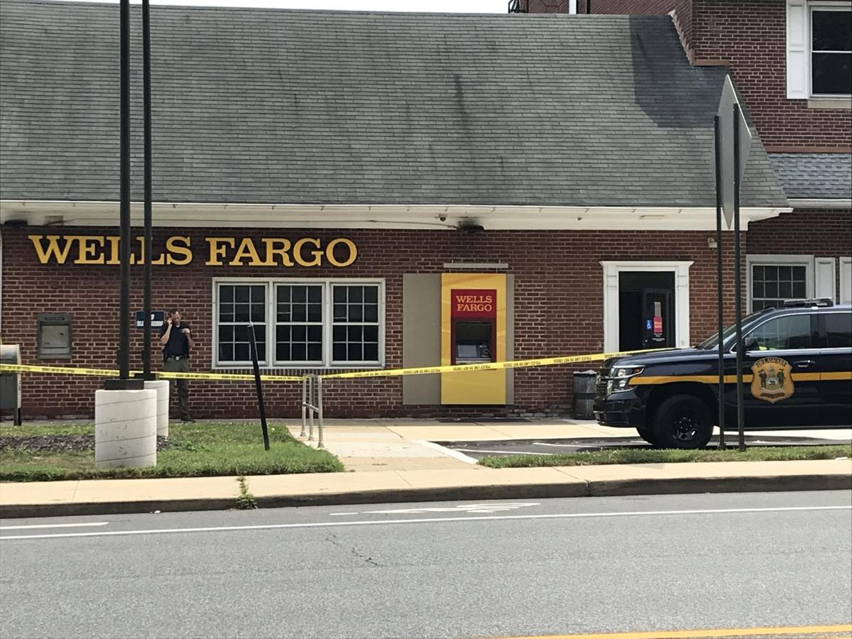 Bellefonte bank robbery 1