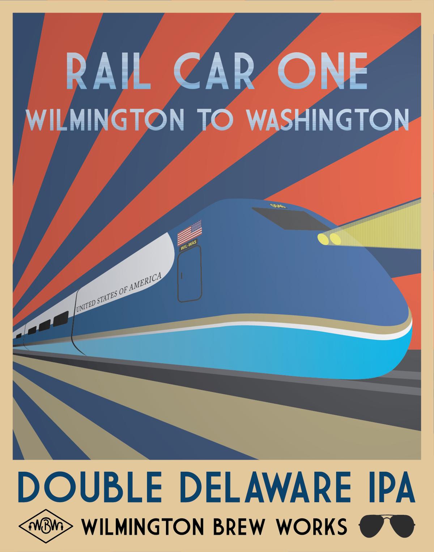Rail Car One beer