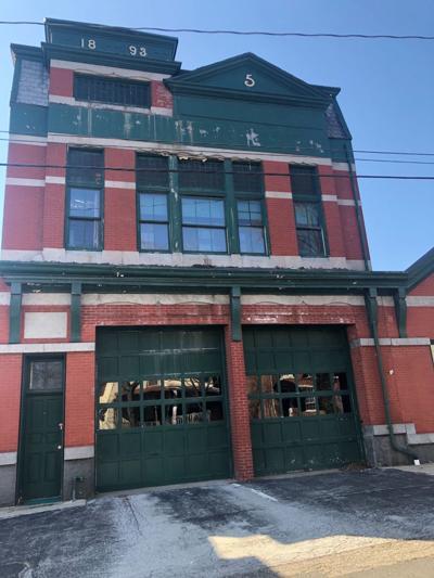 Historic Wilmington Fire House 5