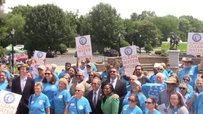 'Water warriors' rally for steady funding to pay for clean water, flood control projects