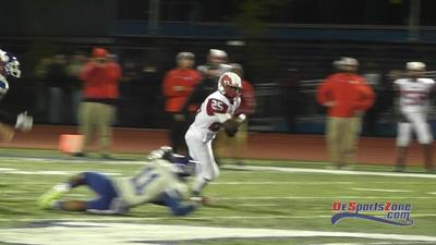 VIDEO: Smyrna's Knight scores all 40 points in victory