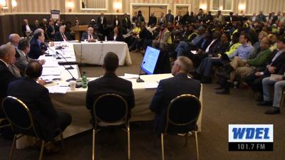 Jobs, safety, commerce concerns aired at Gulftainer port lease hearing