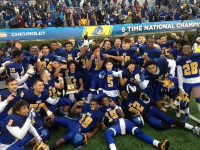 Sussex Central wins the Division I State Championship