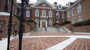 Legislative Hall reopens in limited fashion to the public today