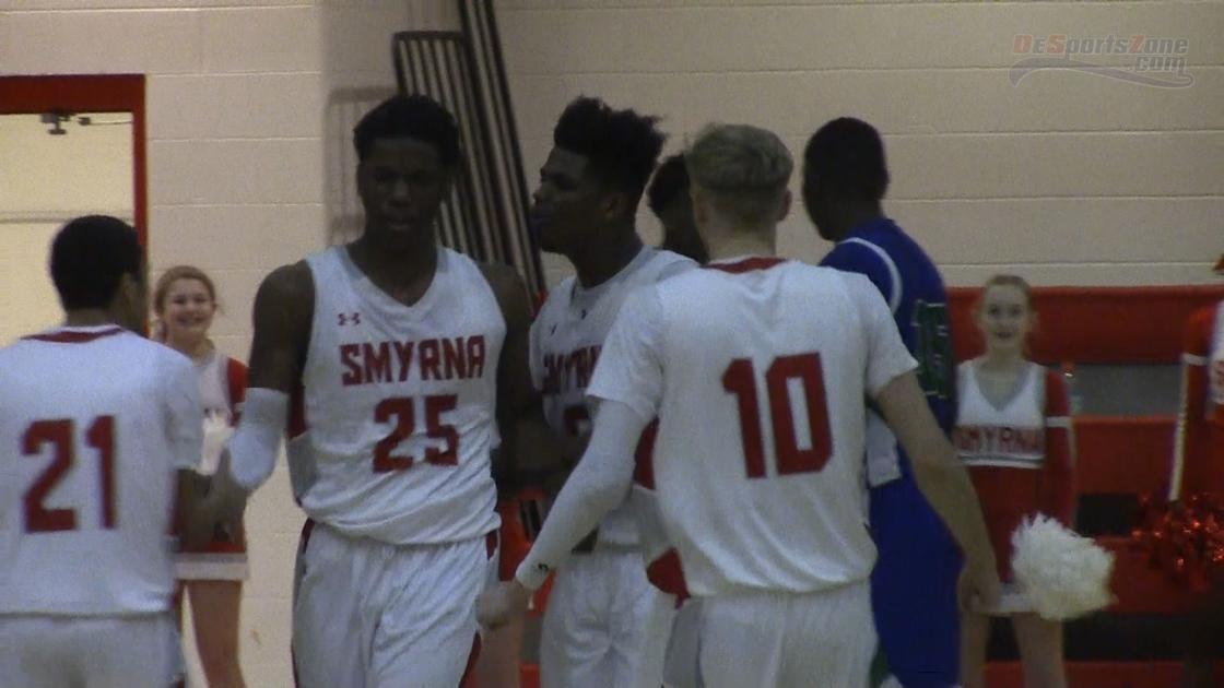 Smyrna keeps Delaware's leading scorer in check and takes the win over St. Georges