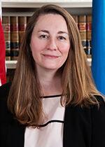Vice Chancellor Kathaleen S. McCormick