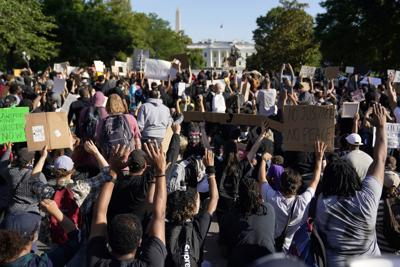 APTOPIX America Protests Washington
