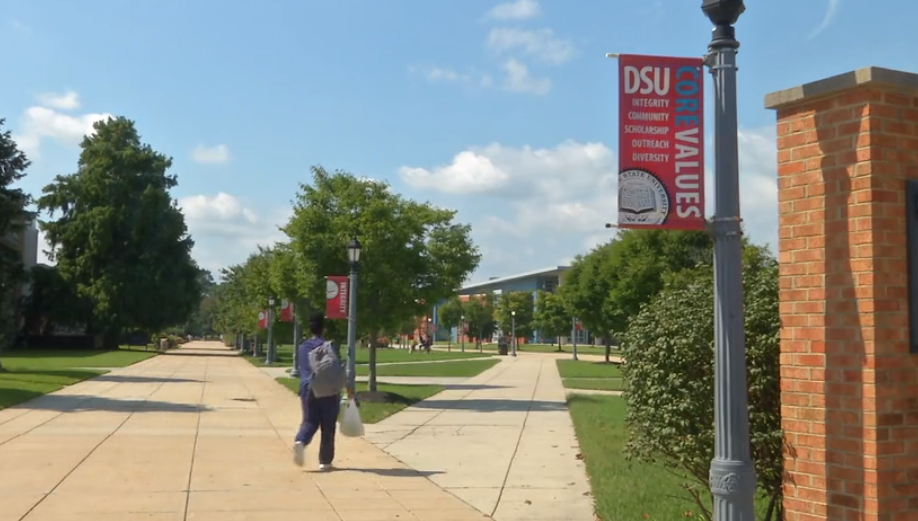 Delaware State University campus