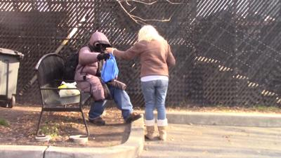 'A Hug From Matt:' mother helps the homeless to honor her son's memory