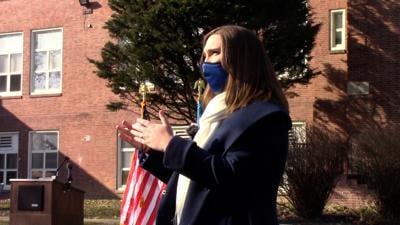 Sarah McBride inauguration