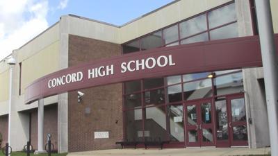 Fire extinguisher mishap closes Concord High School's auditorium