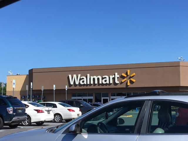 shots fired during quitting time heist at wilton area walmart the