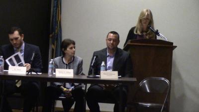 Gun violence forum sets tone for possible legislative debates