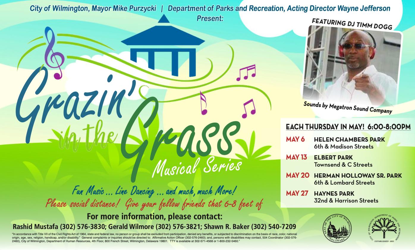 Grazin' Grass