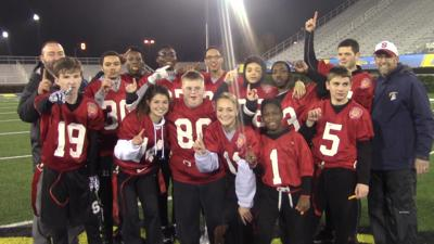 Smyrna wins Unified Flag Football Championship