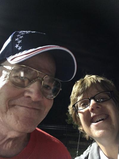 Maureen and Don Wall