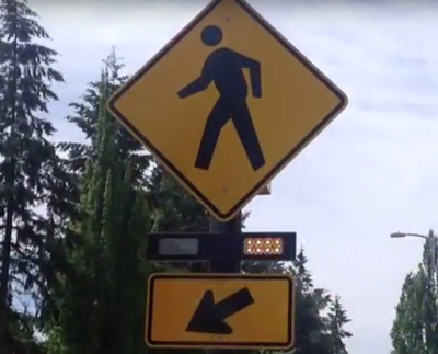 WDEL's Road Scholar: Rapid Flash Beacons arrive in Delaware for improved safety at pedestrian crossings