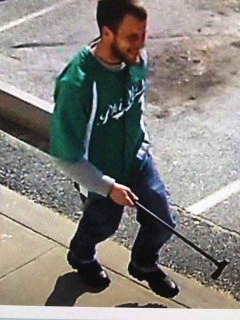 Police searching for suspect who tried, failed, to steal 80-year-old man's wallet   WDEL