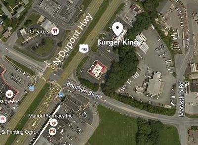 Burger King 1530 North DuPont Highway