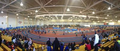 Prince Georges Sports and Learning Complex Indoor Track Facility