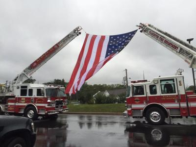 VIDEO: Wilmington Firefighter Jerry Fickes remembered as a good friend, father and hero