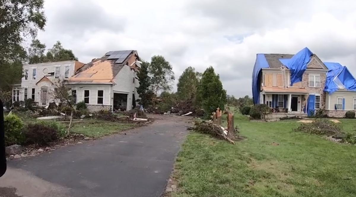 Middletown tornado 080420