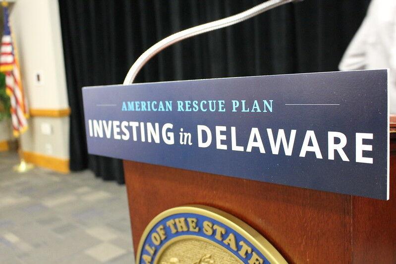 Investing in Delaware generic / American Rescue Plan