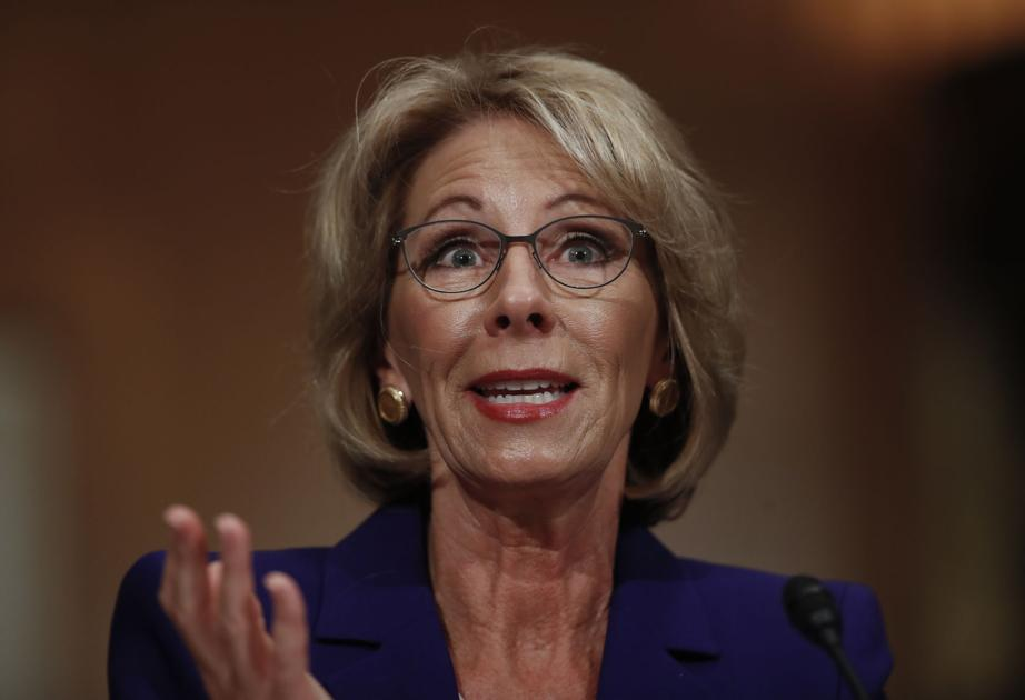Delaware among 19 states suing DeVos for delaying student protections from for-profit schools