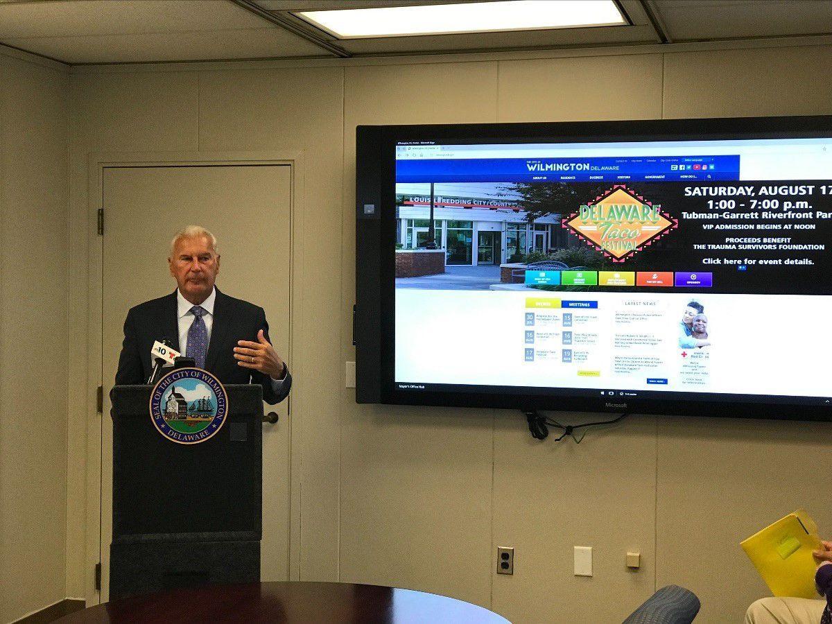 Wilmington Mayor Mike Purzycki OpenGov