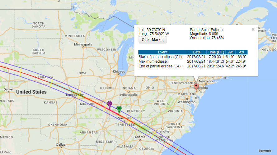 Nasa Interactive Solar Eclipse Map.The 2017 Total Eclipse Everything You Need To Know The Latest