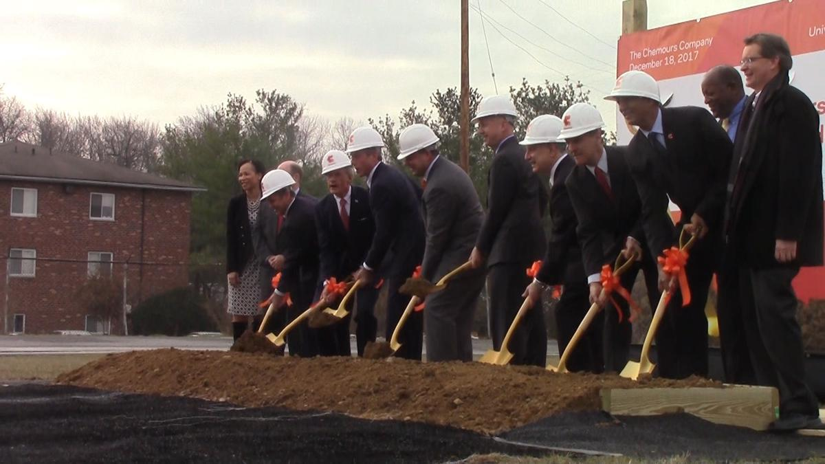 VIDEO | Chemours looks to future with groundbreaking of new